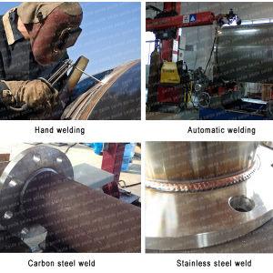 電気Industrial Waste Water Treatment Systemのために位取りしBorerなさい