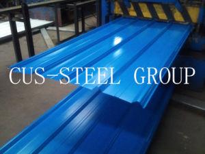 La Sierra Leone Colorbond tuile de toit ondulé/PPGI Feuille de toiture en métal