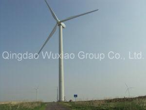 Torre china profesional de la turbina de viento de Wuxiao