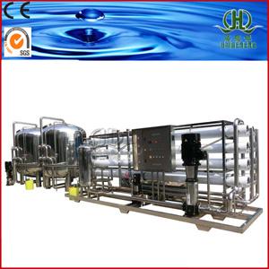 Usine de traitement de l'eau