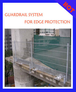 Laje Guardrail System para Edge Protection