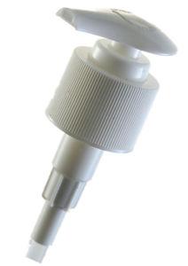 Bomba Plástica 28mm de la Loción del Color Blanco