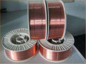 固体銅の溶接ワイヤを保護する二酸化炭素のガス
