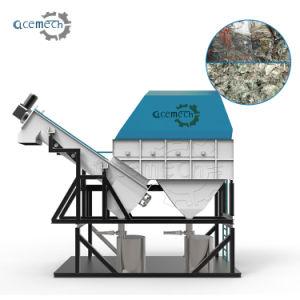 Energiesparendes pp.-PET, welches das Waschen und die Wiederverwertung der Maschine zerquetscht