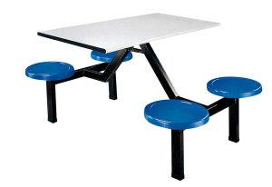 Обеденный стол и стул в школе (DT-04)