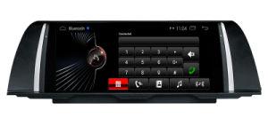 O HLA aluguer de DVD áudio automático para a BMW 5 F10