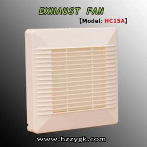 CE Certification Approved di 220V Kitchen 4 Inch Exhaust Fan