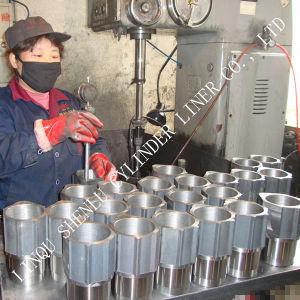 De Voering van de Cilinder van de Delen van de dieselmotor voor Motor 852 wordt gebruikt die van Renault R21td/R25td