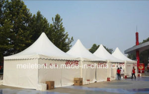de Tent van de Verkoper van de Pagode van de Bevordering van de Tent van de Druk van het Embleem van 5*5m