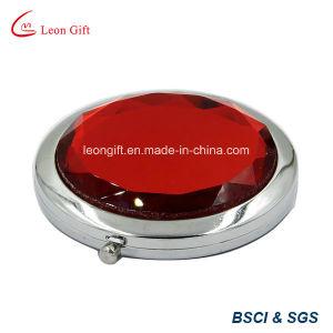 Mariposa de oro mayorista de aluminio compacto espejo para la venta