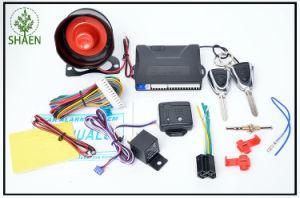 Alarme de voiture unidirectionnel avec voiture de démarrage à distance Trouver & Anti-Hijacking