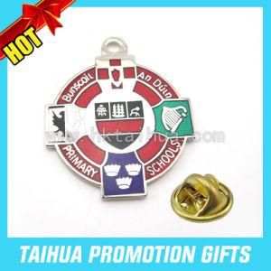 昇進項目(TH-09351)が付いている熱い販売の方法メタルピンのバッジ