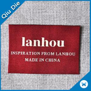 Etiquetas de ropa y etiquetas de tela para vestir
