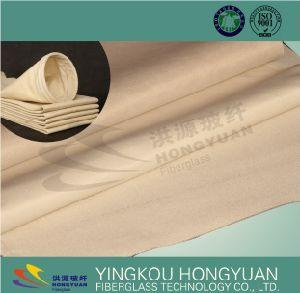 Fibra-vetro industriale Fabric /Filter Cloth di Dedusting Woven con PTFE Membrane 650GSM