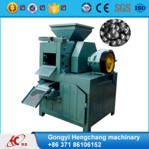 Hidráulico de ahorro de energía de briquetas de carbón de la máquina de prensa