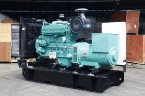Cummins, 22.4КВТ в режиме ожидания/ Water-Cooled, портативный, бесшумный корпус, дизельного двигателя Cummins генераторах, двигатель Cummins дизельных генераторных установках