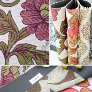 100% nylon Sofá tecido Jacquard 150cm de largura