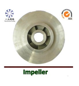 Impeller Used for Pump Pump Parts