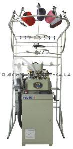Wsd-6fpt-s de Volledige Automatische Vlakke Breiende Machine van Sokken