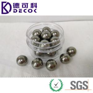 La mejor calidad AISI201 304 0,5 mm 6,35mm a 12.7mm 38,1mm Bola de acero inoxidable