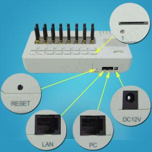 Gateway GoIP16 di VoIP GSM dei 16 canali