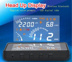 Display (S301) 높은 쪽으로 무선 Bluetooth Hud Head
