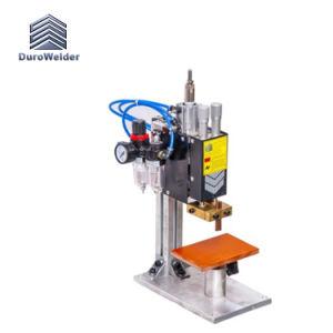 Descarga de condensadores de pulso doble de la máquina de soldadura por puntos DC