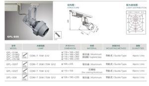 Accesorios de la lámpara de halogenuros metálicos (GPL--S08)