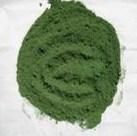 Gele Groen van het chroom