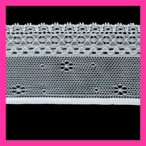 Lacet en nylon élastique de mode équilibrant 18