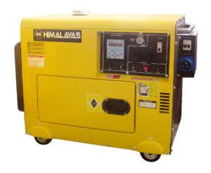 Diesel van de stilte Generator (DDG7500)