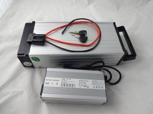 48V 20.8ah 13s8p Bateria de íon de lítio de Bastidor traseiro eléctrico de células 18650 Aluguer de banco de alimentação Bateria Recarregável de energia de armazenamento para 500~1500W Motor com un38.3
