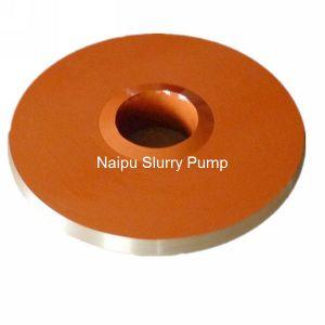 La pompe à lisier Weted OEM de pièces d'extrémité arrière de la pompe de la chemise Insérer Volute Liner
