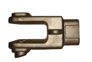 Moulage de machinerie de construction Les pièces (QS0009)