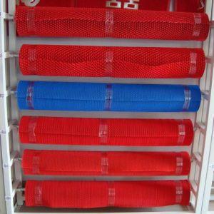 2017 couvre-tapis en forme de s de vente chauds de Skidproof d'étage de PVC (3G-707A)