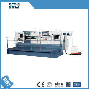 Automatische stempelschneidene Maschine für Kennsatz /Sticker/Adhesive