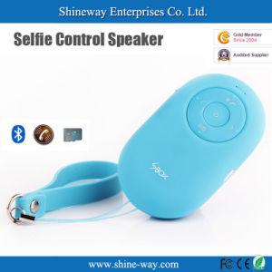 Selfie variopinto Control Bluetooth Speaker con Costruire-in 300mAh Battery Capacity
