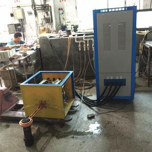 Asta cilindrica automatica che indurisce il riscaldamento di induzione che estigue strumentazione (JLC-120)
