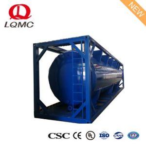 ISOのディーゼルのための液体の交通機関20 FT 40FT ISOタンク