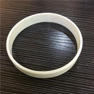 2018 braccialetti superiori del silicone del cancro della mammella di modo