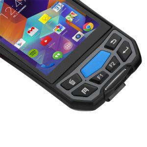 Beweglicher androider Aktentaschencomputer-Barcode-Scanner-Telefon-Barcode-Leser mit Drucker