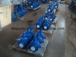 Ycb80 Grande Arco de capacidade da bomba de engrenagem de transferência de óleo de lubrificação