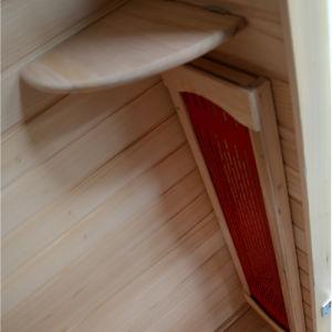 2016 Nova medida Sauna de Infravermelhos Portable Sauna Quarto para 1 Pessoas (SEK-B1)