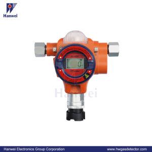 24V DC 0-100 pm fijado NH3/H2s del detector de gases tóxicos (GT-WD2200).