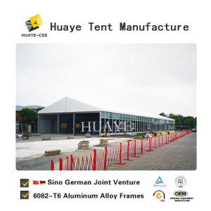 Aluminiumrahmen 6082t6 Belüftung-Gewebe-wasserdichtes Zelt 10 X 10m für Hochzeitsfest