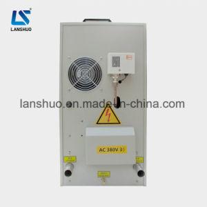 Máquina de calentamiento por inducción de alta frecuencia de 30kw