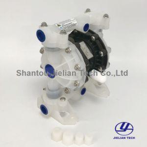 オイル、化学薬品、インク、水のための空気によって作動させるBml-15pのプラスチック二重ダイヤフラムポンプ