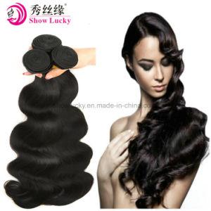 Brasil cabello virgen sin procesar 100% Natural Remy Material cabello sano Cabello Humano Brasileño de onda de cuerpo de extensión