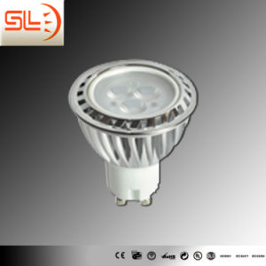 GU10 7W LED Spotlight SMD Chips mit EMC