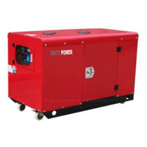 30kVA 24kw China Quanchai schalldichte Dieselgenerator-Sets